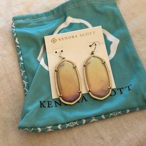 Iridescent Danielle earrings